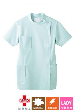 レディースケーシー 白衣(半袖)