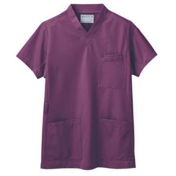 ユニフォームや制服・事務服・作業服・白衣通販の【ユニデポ】ジャケット(男女兼用・半袖)