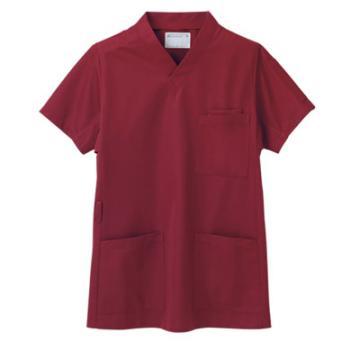 エステサロンやリラクゼーションサロン用ユニフォームの通販の【エステデポ】ジャケット(男女兼用・半袖)
