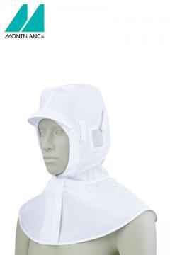 頭巾帽子(男女兼用/抗菌・吸汗速乾・制電)