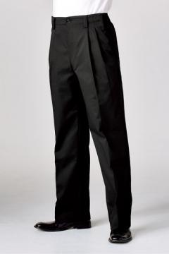 ユニフォームや制服・事務服・作業服・白衣通販の【ユニデポ】パンツ(ツータック)