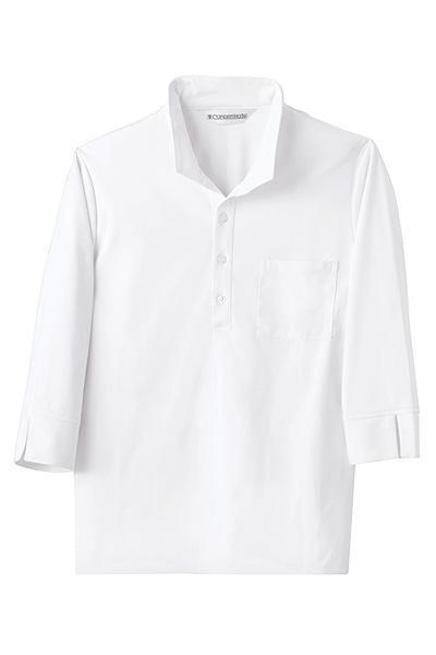 ニットシャツ(男女兼用・七分袖)