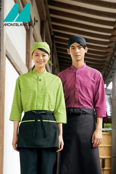 シャツ(男女兼用/七分袖)