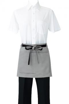 コックコート・フード・飲食店制服・ユニフォームの通販の【レストランデポ】サロンエプロン