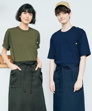【Onibegie】ワイドTシャツ(半袖/男女兼用)