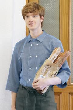 シャツ(男女兼用・7分袖)