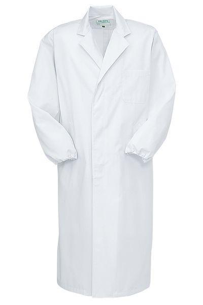 実験衣男長袖