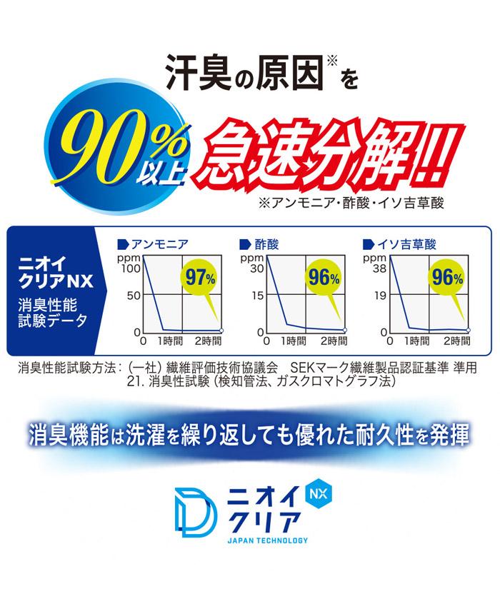 【空調風神服】ニオイクリア 半袖ジャケット(男女兼用・消臭)(単品)