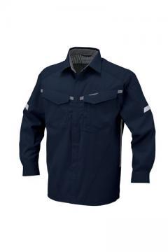 ユニフォームや制服・事務服・作業服・白衣通販の【ユニデポ】長袖シャツ