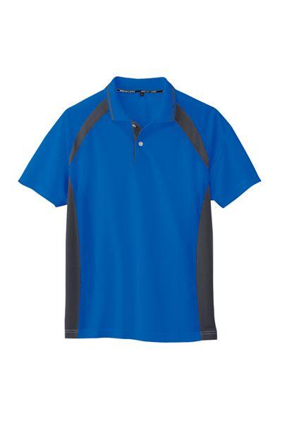吸水速乾半袖ポロシャツ