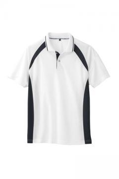 作業服の通販の【作業着デポ】吸水速乾半袖ポロシャツ