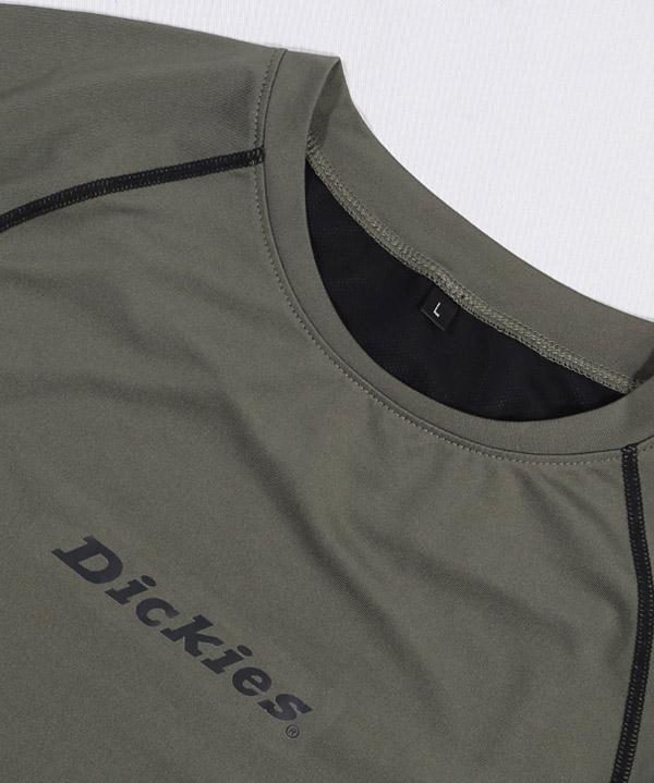 【Dickies】ディッキーズ コンプレッション(長袖/接触冷感/吸汗速乾)