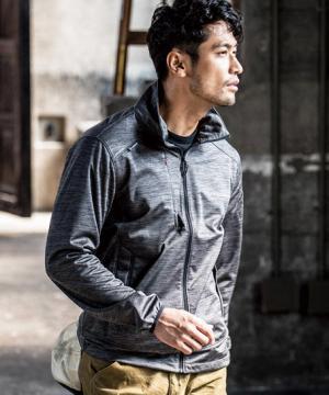 作業服の通販の【作業着デポ】【GLADIATOR】防風ストレッチジャケット(男女兼用)