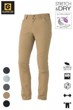 作業服の通販の【作業着デポ】ストレッチ軽量パンツ(吸汗速乾)