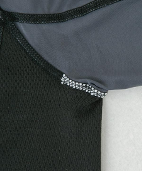 【GLADIATOR】冷感キシリトールクールパワーサポート(五分袖/男女兼用)