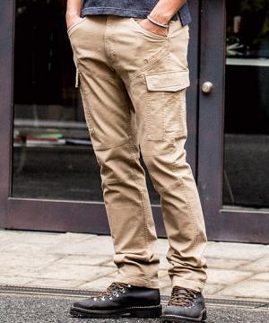作業服の通販の【作業着デポ】【GLADIATOR】ワイルドストレッチカーゴパンツ