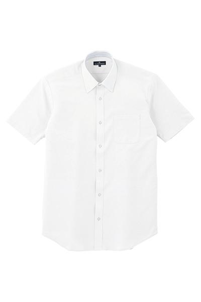Z半袖クレリックシャツ