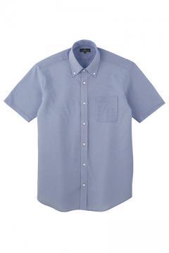 ユニフォームや制服・事務服・作業服・白衣通販の【ユニデポ】Z半袖チェックシャツ
