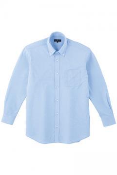 ユニフォームや制服・事務服・作業服・白衣通販の【ユニデポ】Z長袖チェックシャツ