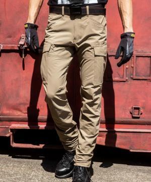 作業服の通販の【作業着デポ】【GLADIATOR】4WAYストレッチカーゴパンツ(通年対応)