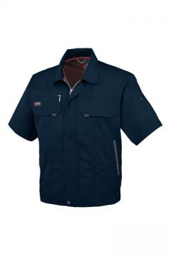 作業服・作業着用ユニフォームの通販の【作業着デポ】半袖ブルゾン