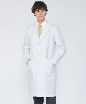 白衣や医療施設用ユニフォームの通販の【メディカルデポ】【ナガイレーベン】4D+ シングルドクターコート