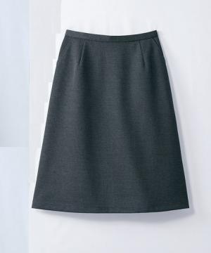 【全3色】Aラインスカート(プレミアムニット)
