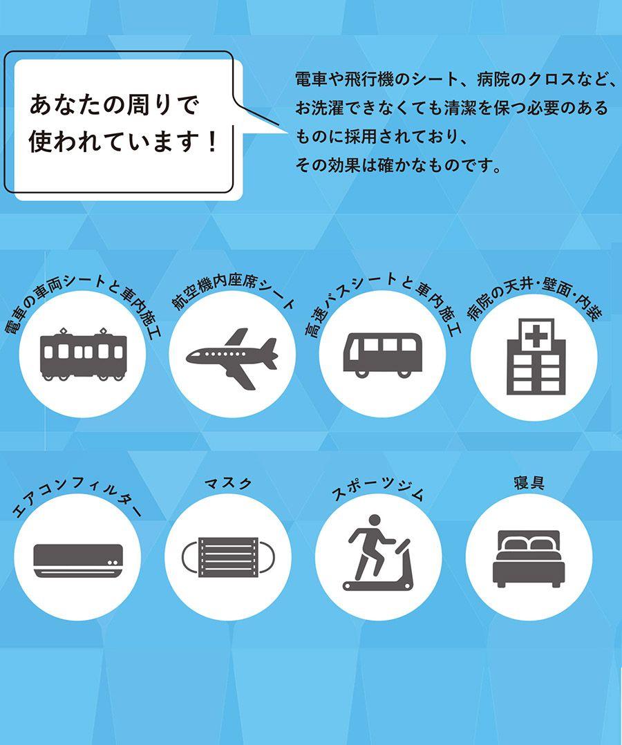【空調服】抗ウイルス空調ベスト(単品)