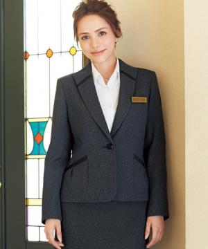 コックコート・フード・飲食店制服・ユニフォームの通販の【レストランデポ】美形ジャケット(High Class Tweed)