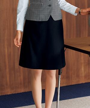 【2色】美形スカート:Aライン