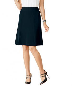 ユニフォームや制服・事務服・作業服・白衣通販の【ユニデポ】【2色】美形スカート(マーメイド)