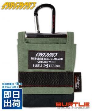 作業服の通販の【作業着デポ】【AIRCRAFT】バートル・エアークラフト デバイスバッグ(コーデュラ)