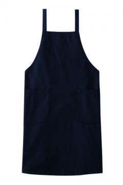 コックコート・フード・飲食店制服・ユニフォームの通販の【レストランデポ】エプロン(ブラック)