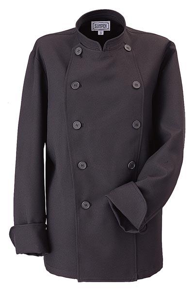 ブラックコックコート(脱色防止素材)
