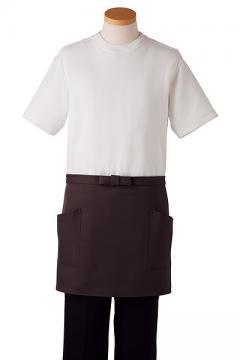 作業服の通販の【作業着デポ】アンクル加工前掛け(丈38㎝)