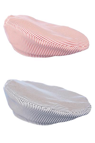 【全3色】ベレー帽(脱色防止)