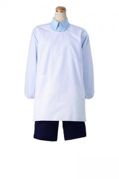 ユニフォームや制服・事務服・作業服・白衣通販の【ユニデポ】学童給食衣(O-157対応抗菌加工)