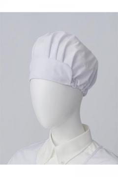ユニフォームや制服・事務服・作業服・白衣通販の【ユニデポ】ツバなし帽子(O-157対応抗菌加工)