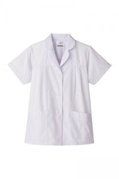 ユニフォームや制服・事務服・作業服・白衣通販の【ユニデポ】女性用半袖調理衣