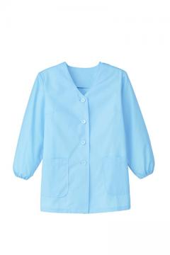 女性用調理衣長袖