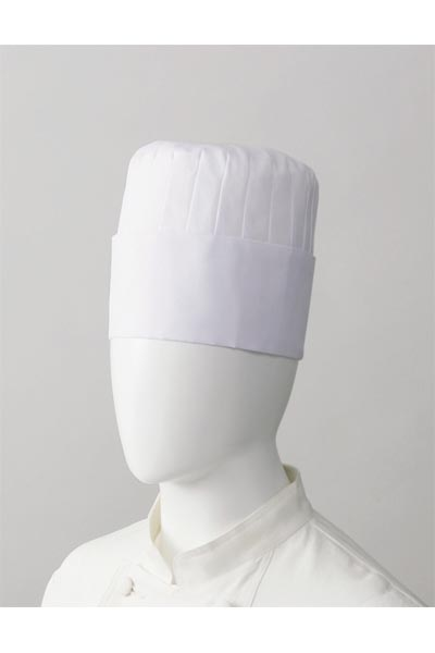 コック帽子(山丈16㎝)
