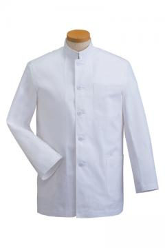 作業服の通販の【作業着デポ】詰衿コート(綿100%)