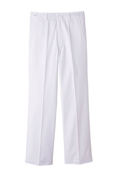 綿100%カツラギ男性用パンツ