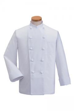 作業服の通販の【作業着デポ】コックコート(薄手素材・軽量)