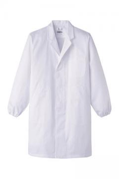 男性用長袖調理衣(綿100%)