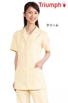 作業服の通販の【作業着デポ】【全3色】ナースジャケット[女](Triumph)