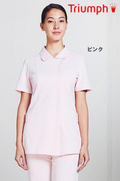 白衣や医療施設用ユニフォームの通販の【メディカルデポ】【全3色】ナースジャケット[女](Triumph)
