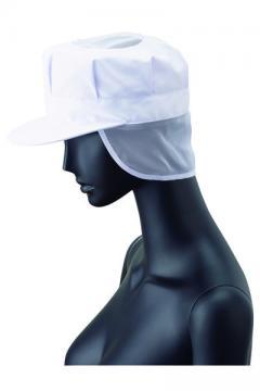 コックコート・フード・飲食店制服・ユニフォームの通販の【レストランデポ】八角帽子メッシュ付