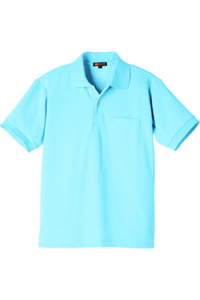 半袖ポロシャツ(ストレッチ・ドライ・UVカット)