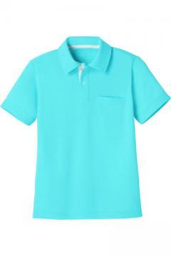 作業服の通販の【作業着デポ】【全6色】アイメッシュ半袖ポロシャツ(ドライ)